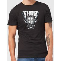 Marvel Thor Ragnarok Asgardian Triangle Men's T-Shirt - Black - S - Black